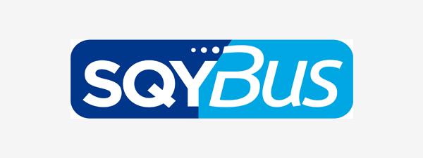 Logo SQY Bus