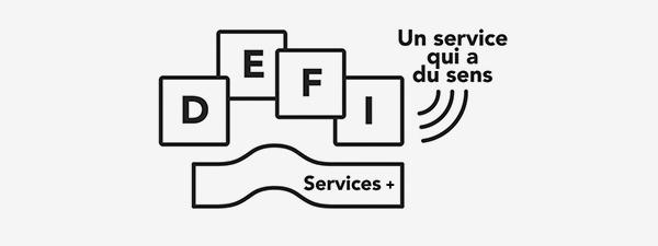 Logo defi services