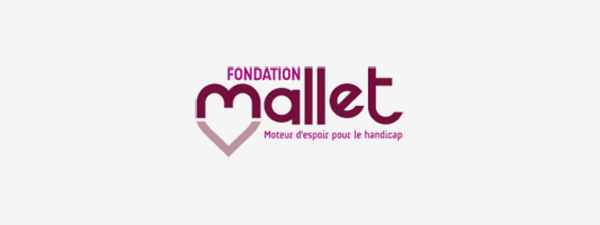 Logo fondation mallet