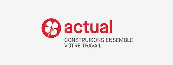 Logo actual site