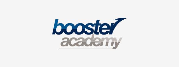 Logo booster academy