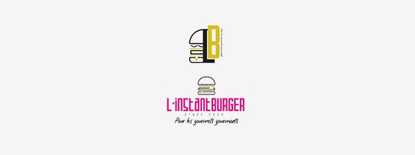 Logo linstant burger