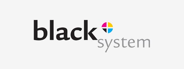 Logo black system