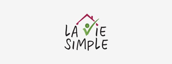 Logo la vie simple